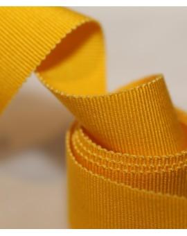 Vue générale - Gros grain jaune