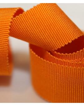 Vue générale - Gros grain orange