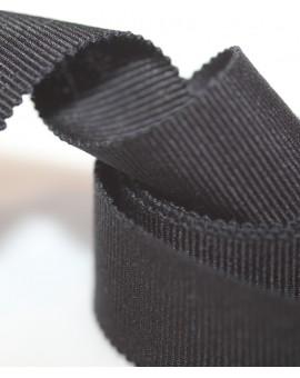 Vue générale - Gros grain noir