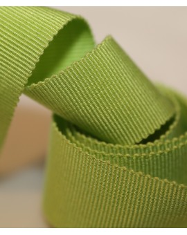Vue générale - Gros grain vert