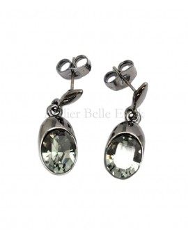 Boucles d'oreilles BOHM SW Black Diamond (gris)