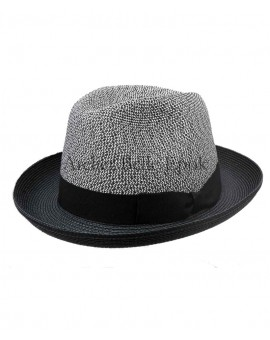 Chapeau souple Black & white