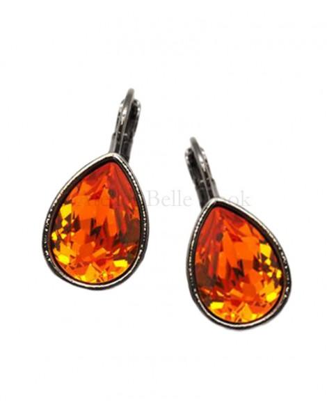 Boucles d'oreilles BOHM SW Tangerine