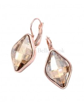 Boucles d'oreilles BOHM SW Golden Shadow